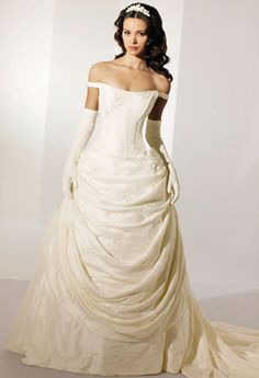 Wedding-bridal-gown Design