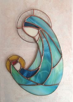 Nice 62 Stunning DIY Christmas Ornament with Stained Glass https://toparchitecture.net/2017/11/26/62-stunning-diy-christmas-ornament-stained-glass/