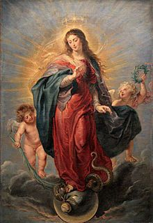 Immaculée Conception — Wikipédia