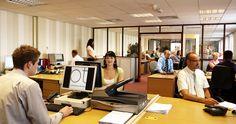 Office at Prestigious Textiles