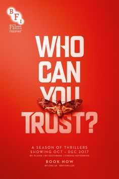"""Check out this @Behance project: """"BFI Thriller Season - Creative Advertising"""" https://www.behance.net/gallery/57581751/BFI-Thriller-Season-Creative-Advertising"""