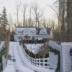 Ideas House Exterior Dream Homes Driveways