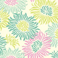 Graphic Mums Pink ~ Freshcut