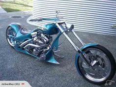 custom choppers gallery - Google Search
