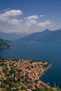 Menaggio, Lake Como, Italy. Can I go back please??