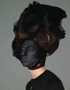 Model: Tatsuya  Hair/Makeup: katsuya kamo  Stylist: NICOLA FORMICHETTI (OFFICIAL)  Photographer: William Selden