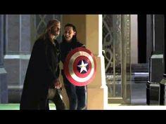 Thor: The Dark World Deleted Scene - Loki The First Avenger (HD) Tom Hiddleston - YouTube