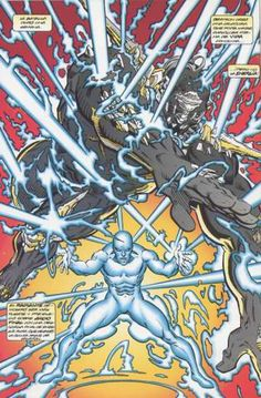 Doomsday Kills Superman | Doomsday is killed by The Radiant .