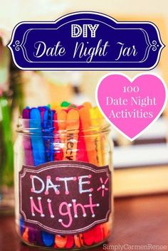 Those of you familiar with Pinterest you may have seen this pop up on your feed. If so, then you are aware of this DIY project. I recreated this DIY Date Night Jar for my husband and I.  If you are anything like us, then finding activities that both you and your partner enjoy can become …