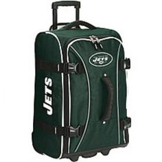 Athalon NFL Wheeling Hybrid Luggage 21' - New York Jets. Find your team @ ReadyGolf.com