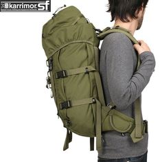 Military select shop WAIPER: It is adoption << >> pd in the Belgian military of the karrimor SF Cali mer special force Sabre 45 bag pack OLIVE dispatch in Afghanistan Select Shop, Special Forces, Survival Gear, Bushcraft, Afghanistan, Bag Pack, Hiking, Army, Military