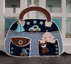 Baby Barn, Baby Diaper Bags, Marianne Design, Stencils, Lunch Box, Paper Crafts, Baby Shower, Creative, Cards
