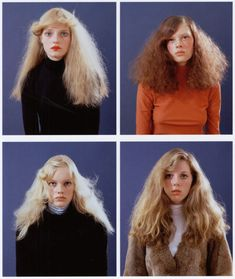 Photos from the series Class of 1998, by Anuschka Blommers and Niels Schumm for Self Service, via -333.tumblr.com.