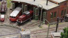 H0 Eisenbahner Rhein-Sieg   Modellbahn
