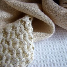 Handwoven Bridal Shawl in Gold and White by Akkord on Etsy, £155.00