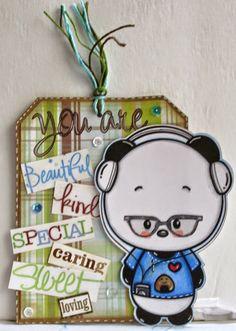 Kitty Bee - iPod Panda