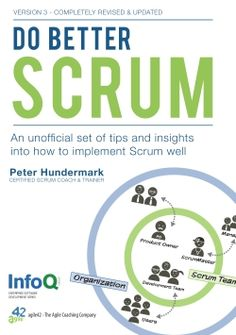 """Do Better Scrum (and Agile) - Scrum is simple. Using scrum is hard. - FREE ebook on adapting this program to projects and personal life. - Benefits of using Scrum for individuals: Do what you can with what you have. Constant self-reflection. Work towards clearly-defined, short-term goals. Plan and work in sprints."""" http://www.infoq.com/news/2015/02/personal-scrum"""
