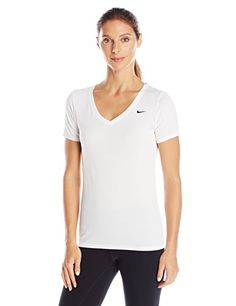 Nike Legend Women's V-Neck T-Shirt 2.0 >>> Check out this great item.