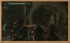 Devil May Cry 3 Games Screenshots