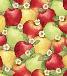 Susan Winget Quilt Fabric- Apple Orchard Pack: fabric: Shop | Joann.com
