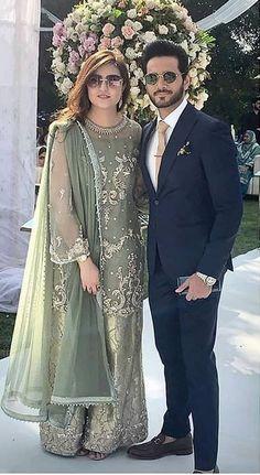 Pakistani Party Wear Dresses, Beautiful Pakistani Dresses, Pakistani Wedding Outfits, Indian Bridal Outfits, Pakistani Dress Design, Indian Designer Outfits, Party Dresses, Fancy Dress Design, Bridal Dress Design