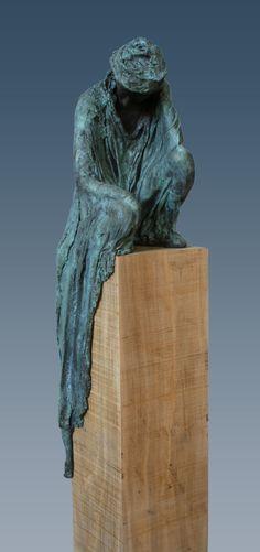 Concrete Sculpture, Sculpture Clay, Old Art, Oeuvre D'art, Textile Art, Les Oeuvres, Sculpting, Modern Art, Art Drawings
