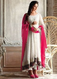 Buy New designer salwar kameez online, Dulhan lehenga with price, Anarkali Dress online shopping,South Indian Saree for wedding, Indian wedding salwar kameez Designer Anarkali, Indian Attire, Indian Ethnic Wear, Pakistani Outfits, Indian Outfits, Ethnic Fashion, Asian Fashion, Anarkali Dress, Beauty