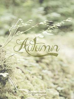 autumn in green