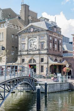 Waag, Leiden, The Netherlands