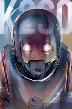 """Rogue One: A Star Wars Story"" by Orlando Arocena"