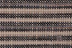 Black/Natural/Beige Stripes Coating