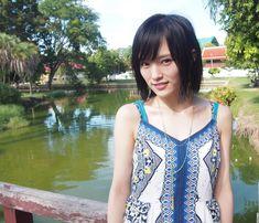Idole, Japanese Beauty, Sexy Asian Girls, Yamamoto, Asian Woman, Pretty Woman, Celebrities, Blouse, Womens Fashion