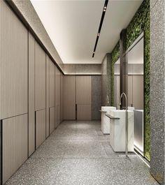 Lavatory Design, Washroom Design, Toilet Design, Office Bathroom, Bathroom Interior, Modern Bathroom, Bathroom Basin, Bathroom Toilets, Pool Changing Rooms