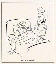 Cartoon-1968-Oversleep