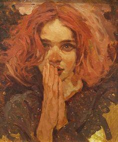 ufukorada:joseph Lorusso - american painter