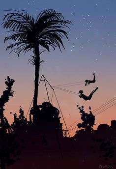 At the end of the day. by PascalCampion.deviantart.com on @DeviantArt