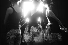 Backstage Meche Correa - Enero 2013, Intermoda