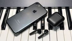 APPLE AIRPODS マッドブラック Iphone, Blog, Blogging