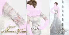 Vintage Lace Tulle Sleeve Wedding Dresses Bridal Gown , Ivory SimPle , or prom dress , idea Jacket Bridal Wraps