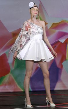 Paris Fashion Week - Fatima Lopes Spring/Summer 2009 Fashion Show - Pictures - Zimbio