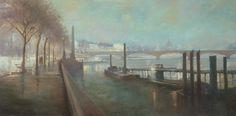 Embankment, Michael Alford