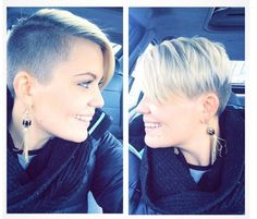 Awsome side shave