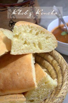 Pain traditionnel algerien (khobz dar) | La cuisine de Djouza