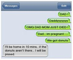Funny Text Message #funnytextmessage