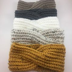 Most recent Totally Free Crochet headband boho Suggestions Boho Headwrap – Free Pattern – Crochet Pattern Free, Knitting Patterns Free, Crochet Patterns, Crochet Ear Warmer Pattern, Crochet Beanie, Knit Crochet, Crochet Turban, Crotchet, Crochet Crafts