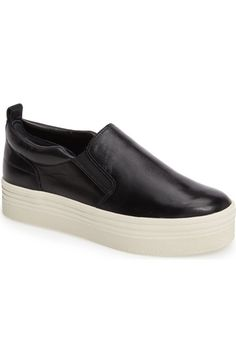 Marc Fisher LTD Elise Platform Sneaker (Women) available at #Nordstrom