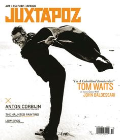Juxtapoz - read it at Oakland Public Library on Zinio (or in person)