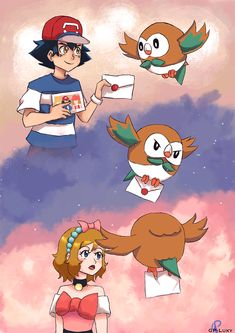 Amourshipping Week Day 2: Letters