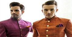 Bandhgalas are very traditional wear in the India. Bandhgalas are western style suit product, with a coat and a trouser. #WeddingWear #GroomsWear #MenWear #Bandhgalas Contact us : Mobile No. 9350301018 Email:- designlablotus@gmail.com http://puneetandnidhi.com/bandhgalaconcepts/