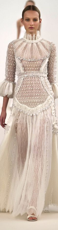 Valentino New York Haute Couture Fashion Show 2014